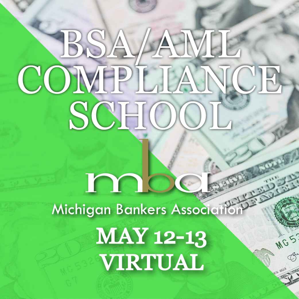 BSA/AML School 5/12-13/21