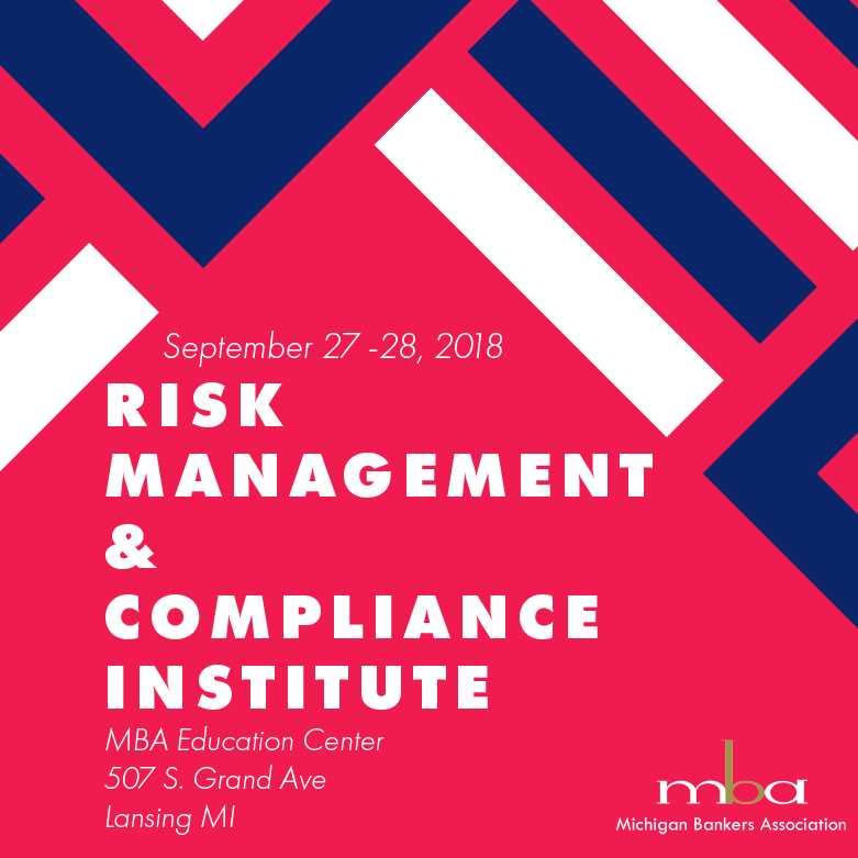 Display event - Risk Management & Compliance Institute